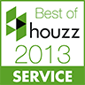 Best of house 2013 Service