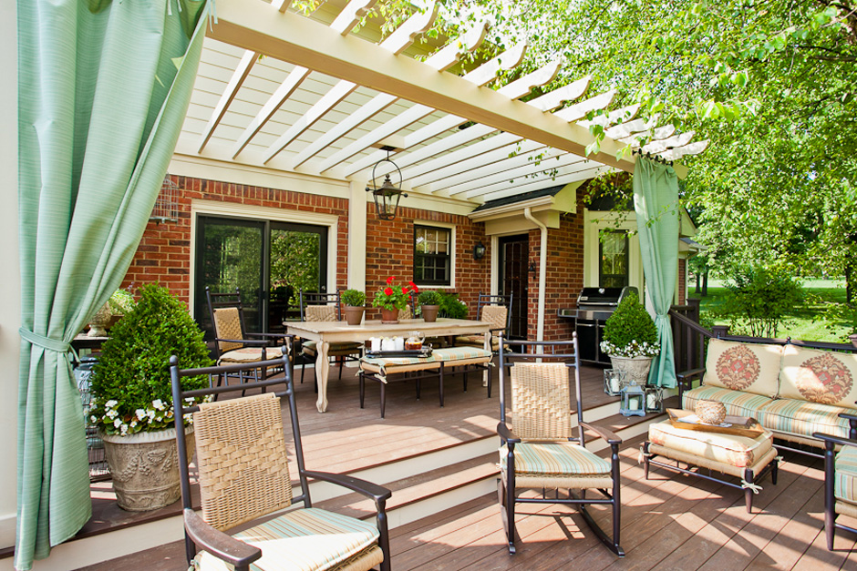 Hunterboro Drive - Outdoor Living