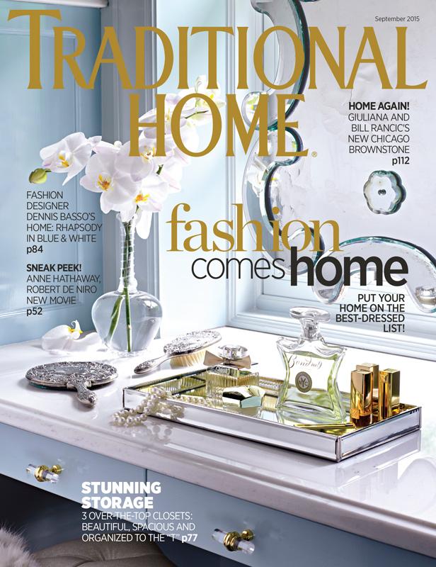 Traditional Home Magazine - September 2015
