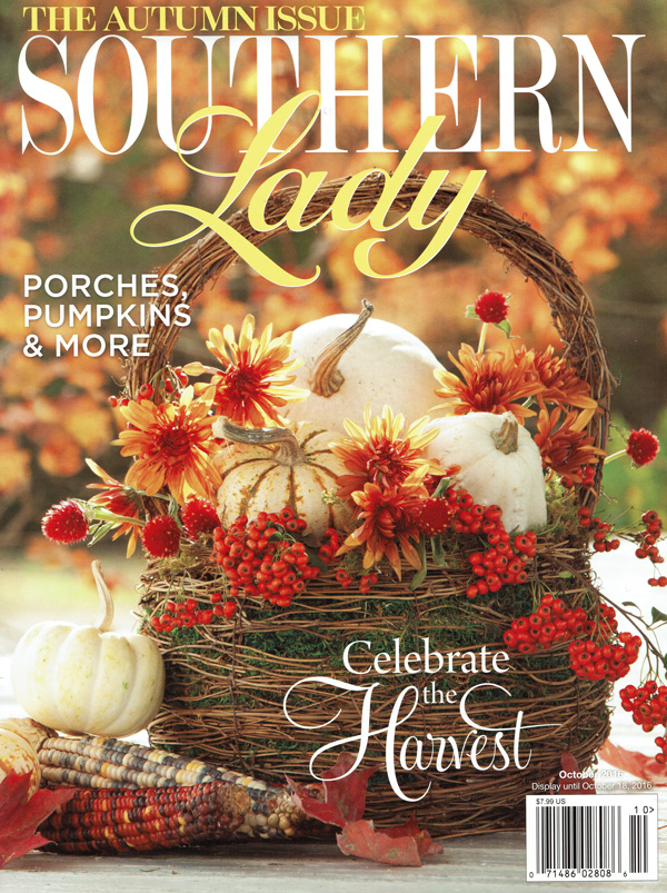 Southern Lady - October 2016