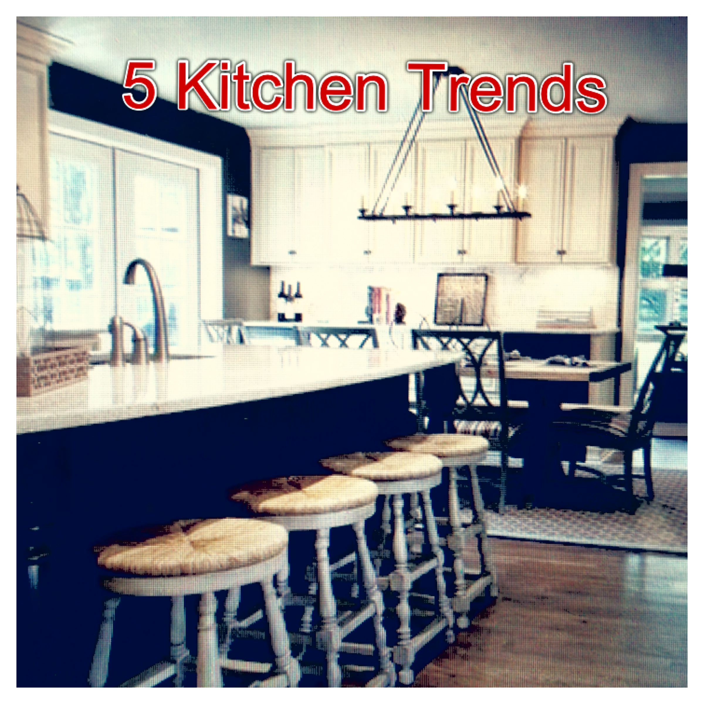 5 Trends to Modernize the Kitchen - Eric Ross Interiors