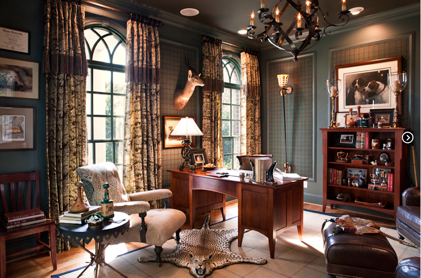 Decorating With The Deerly Departed Eric Ross Interiors