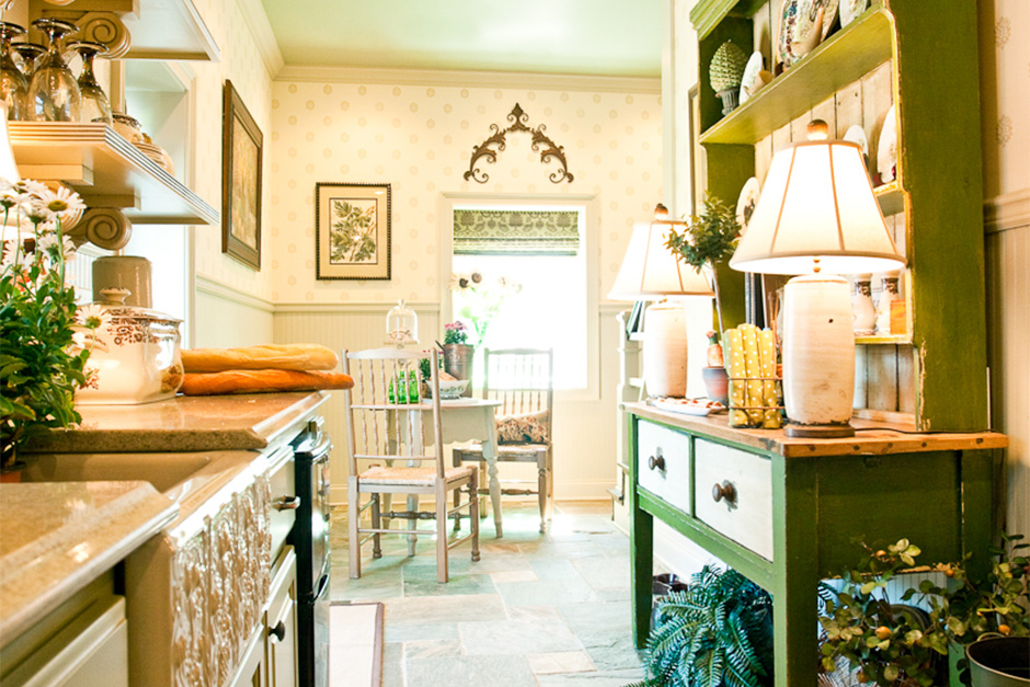 Morrison Viola Guest House Kitchen