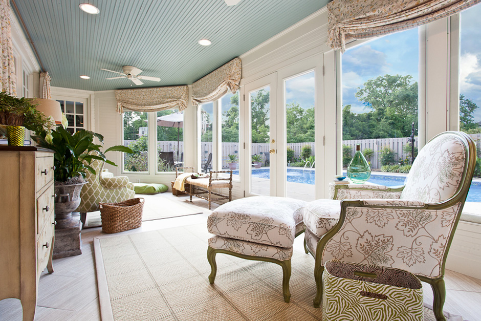Kinnard Drive Sunroom