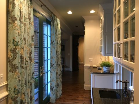 Removing obstacles, interior design in Nashville with Eric Ross – renovating Boxwood Hill.