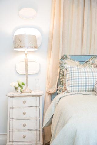 Master bedroom interior design in Nashville, TN, interior designers for your next project, Eric Ross Interiors.