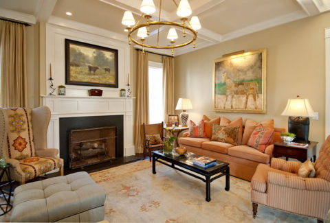 Wonderful Mark Simmons Traditional Home Ou0027More ShowHouse, Eric Ross Interiors, Interior  Designers In