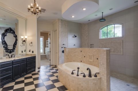 Nashville interior designers on bathroom design, interior design in Nashville, TN by Eric Ross Interiors.