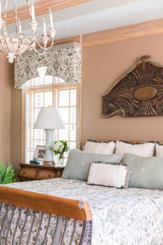 A bedroom, for interior design in Nashville, TN call Eric Ross Interiors, you'll want the best interior designer for your project!