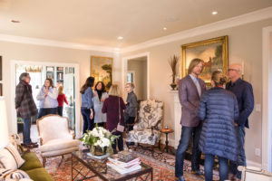 Boxwood Hill Open House, Nashville interior designers, Eric Ross Interiors, residential interior design.