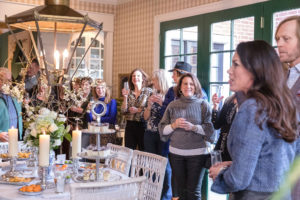 Boxwood Hill Open House, one of the best interior designers in Nashville, TN, Eric Ross's Enduring Southern Homes event.