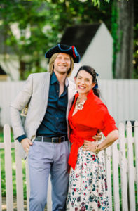 Top interior designer Eric Ross and Ruthann Ross in Williamsburg, for Nashville interior designers, call Eric Ross Interiors, today.